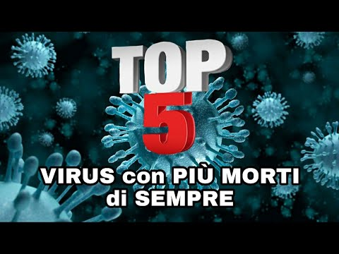 top 10 virusi mortali)