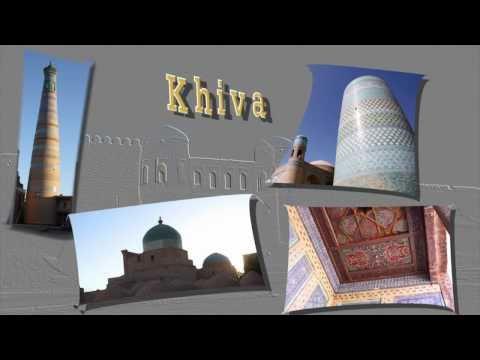 Khiva Uzbekistan Foto di Renato