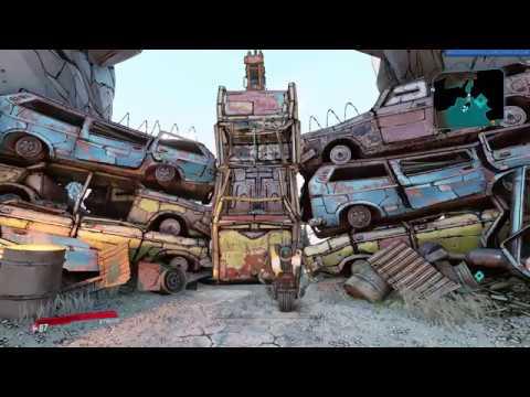 Test de l'Artefact (PC gamer reconditionné) sur Borderlands 3