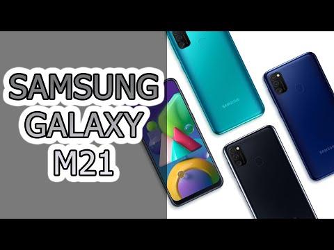 ОБЗОР | Samsung Galaxy M21: батарея 6000 мАч, NFC, отличный AMOLED дисплей и OneUI 2.0