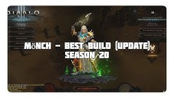 Diablo 3: Mönch Bester Build (Season 20, Update)