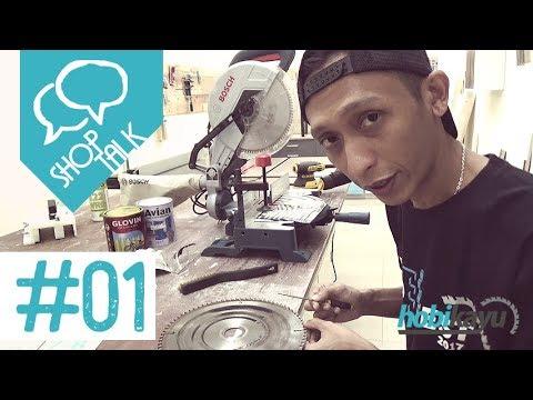 HobiKayu Shop Talk #1: Pamer Alat & Manual vs. Mesin?