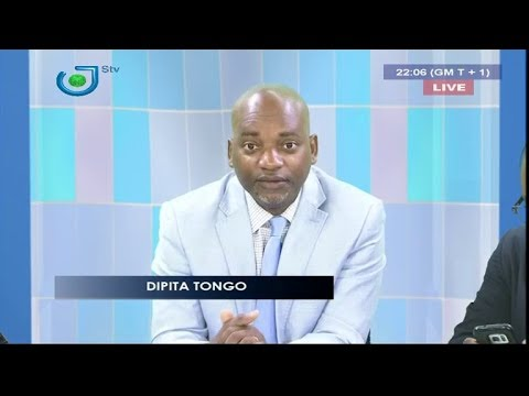 CARTES SUR TABLE - (CAN 2019 - ELECTION 2018 - CRISE ANGLOPHONE) - 16 Janvier 2018 - Dipita TONGO