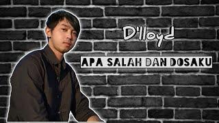 D'lloyd - Apa Salah Dan Dosaku || Cover by Mangku Alam