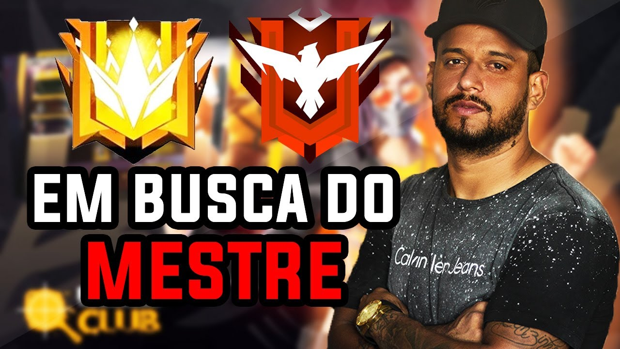 🔥 FREE FIRE AO VIVO 🔥 SENSI DO DACRUZ 🔥 SOLO RANKED  🔥 MESTRE NUNCA #RUMOAOS10K