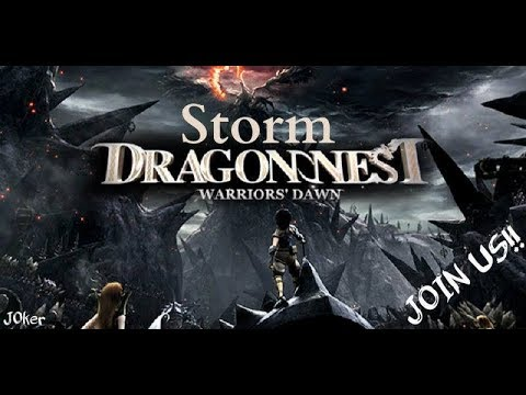 STROM DRAGON NEST 2018 #STROMDN CAP 60 [DRAGON NEST PRIVATE SERVER]