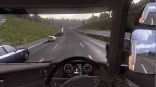 Euro Truck Simulator 2 - An Introduction to the Trucking Sim