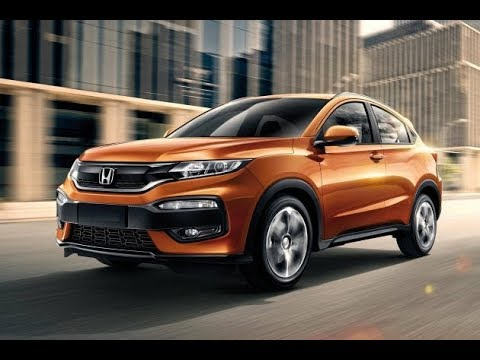 Hr V 2019 >> Honda Hrv 2019 Changes Youtube