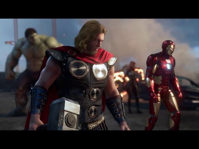 Marvel's Avengers developers talk multiplayer, monetisation and the