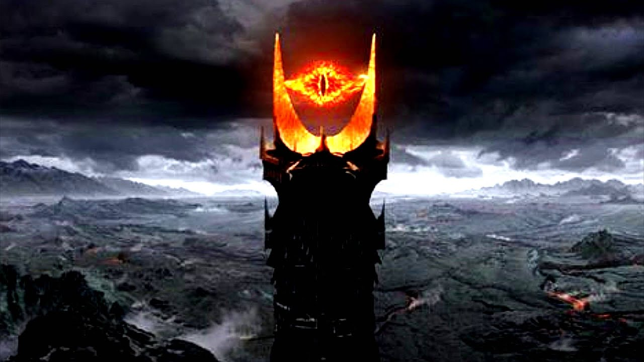 Lotr Fall Wallpaper Sauron S March Lord Of Mordor Youtube