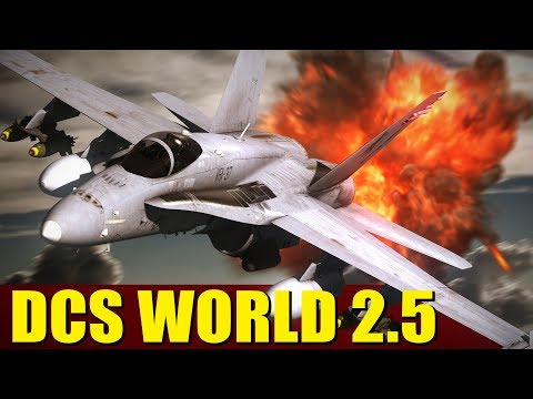 DCS World - 2018 Commercial