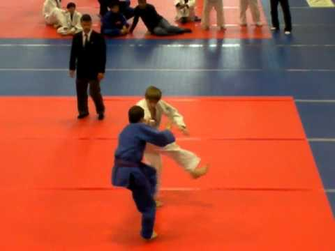 Eugene Skobelev Judo Liberty Bell Philadelphia, PA April, 2012