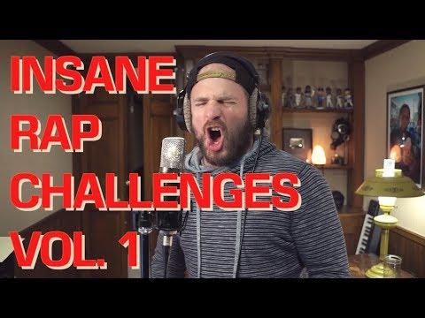 INSANE RAP CHALLENGES Vol. 1