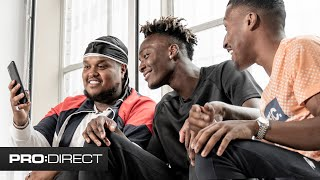 CHUNKZ & YUNG FILLY ft. TAMMY ABRAHAM | BOOTS & BANTS