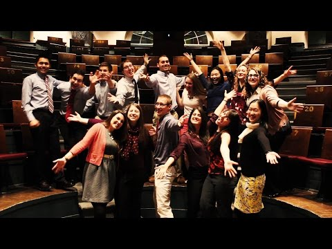 "UMB [""Rather Be"" Med School A Cappella Cover FULL]"