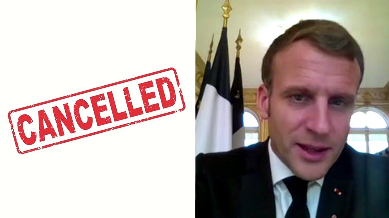 Macron Cancelled ! (parodie)