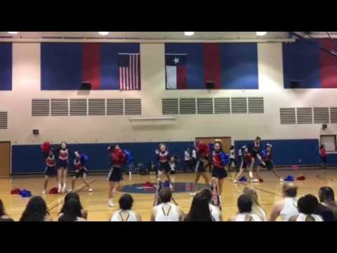 Roosevelt High School Cheer 2016
