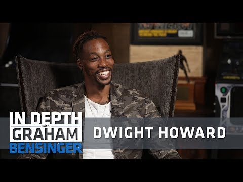 Interview with Dwight Howard: Diet, weight loss, and how he used to eat 12 candy bars daily