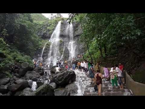 Amboli waterfall place