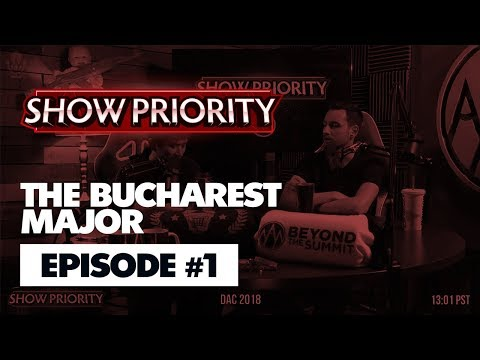 Show Priority #1: The Bucharest Major by PGL