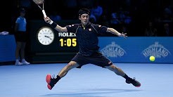2015 Barclays ATP World Tour Finals - The very best hot shots of the week