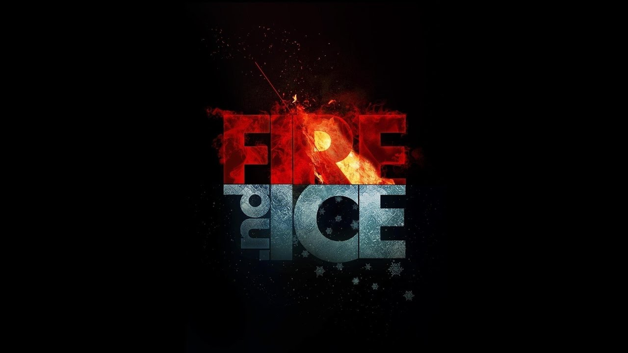 explication of robert frost s poem fire and ice