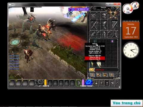 MU Hà Nội - New Jewel - Chức năng 3D - Openbeta 22/09