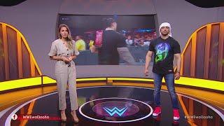 WWE Wal3ooha: رومان رينز يتنازل عن لقب اليونيفيرسال