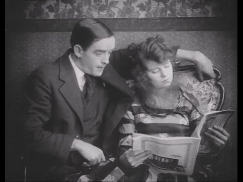 """Hoodoo Ann"" (1916) starring Mae Marsh and Robert Harron"