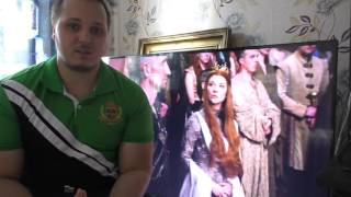 Один из лучших сериалов мира, игра престолов