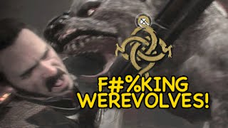 F#%KING WEREWOLVES! [THE ORDER: 1886] [GAMEPLAY]