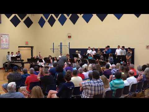Jackson Middle School Jazz Band - Boss Talk