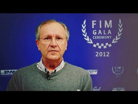 2011 FIM Legend - Yrjo Vesterinen -