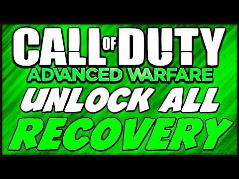 Advanced Warfare Mods - UNLOCK ALL!