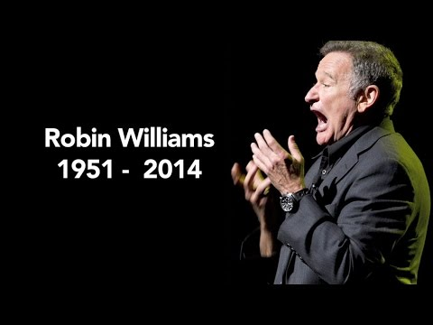 robin williams commemorative speech Why are we so affected by robin williams' death this is going to be a very difficult post life sometimes is difficult i like to put it as.