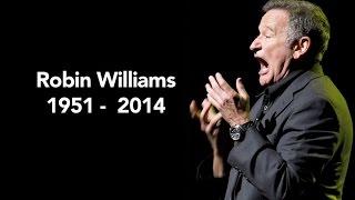 Robin Williams' most beautiful speech