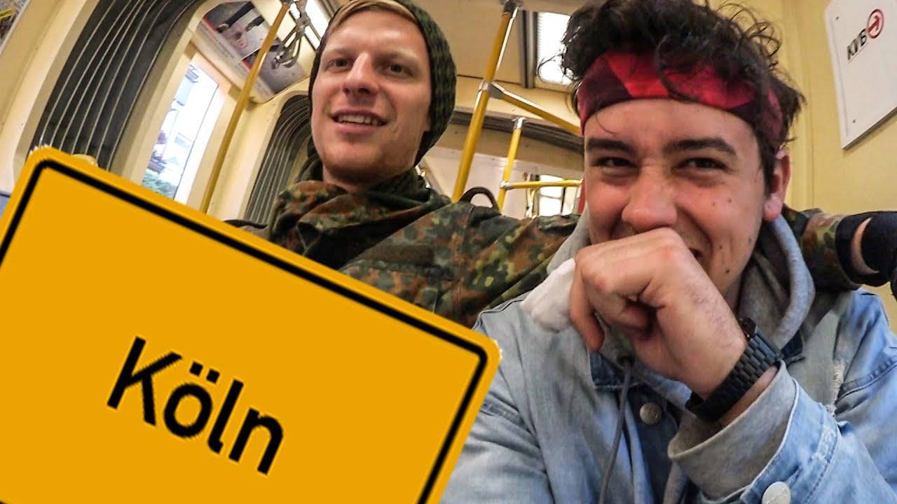 STADTKINDER | Youtube Camp #4| CrispyRob