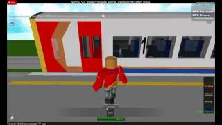 South West trains Weymouth = Poole ROBLOX