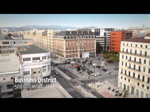Euroméditerranée, the largest urban renewal project in southern Europe