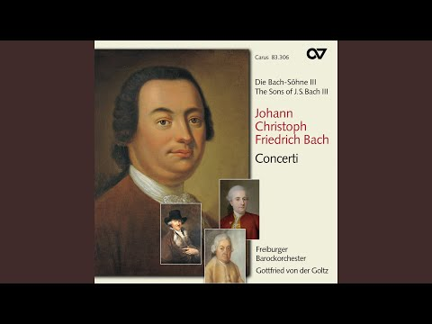 Symphony in B-Flat Major, W. I/20: III. Minuetto mp3