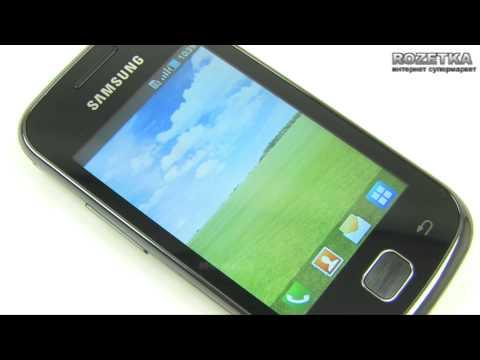 Обзор смартфона Samsung Galaxy Gio S5660