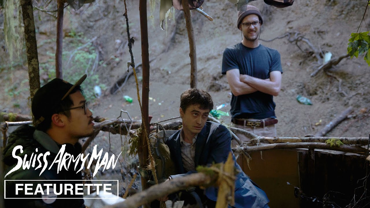 Download Swiss Army Man | Daniels | Official Featurette HD | A24