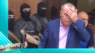 Գեներալնի ուբորկա !!! Մանվել Գրիգորյանին բերման ենթարկեցին ԵԿՄ շենքից ԱԱԾ