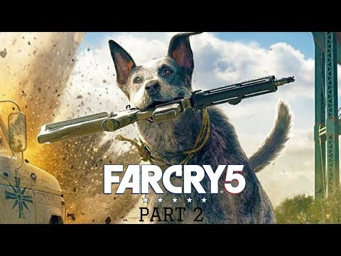Far Cry 5 Part 2: Mans best Friend, SWAT Uniform, Stealth Liberation, Wolverine Attack
