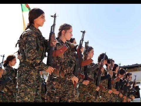 تطورات الباغوز.. انكفاء مقاتلي داعش إلى ضفاف نهر الفرات  - نشر قبل 4 ساعة