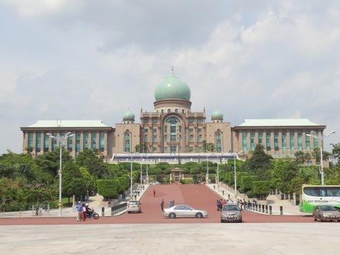 A Glimpse Of Putrajaya - Malaysia