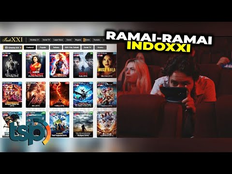 Dibalik Tutupnya IndoXXI Dan Alasan Orang Indonesia Suka Film Bajakan