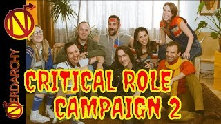 Critical Role Campaign 2 Session 22 Review and Recap (Spoilers)