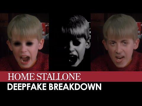 Home Stallone Deepfake Breakdown