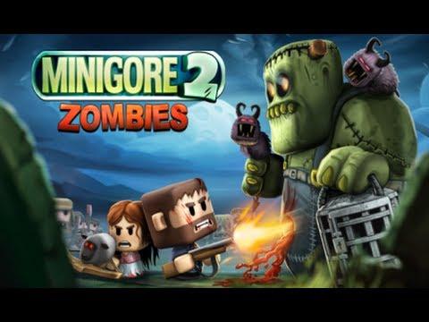 Minigore 2: Zombies - уничтожаем зомби на Android ( Review)